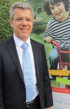 Jochen Sanguinette Vorstandsvorsitzender Kind e.V. Stuttgart Trelleborg